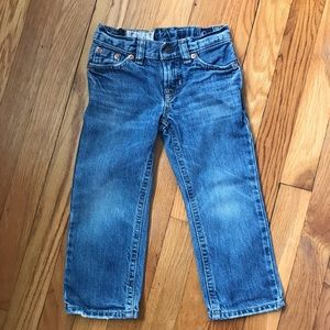 Polo Ralph Lauren Lightly Distressed Jeans